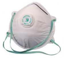 BBP1V P1 VALVED MASK(Qty 10)